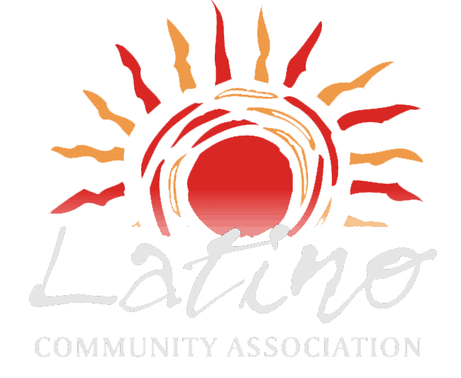Latino Community Association logo